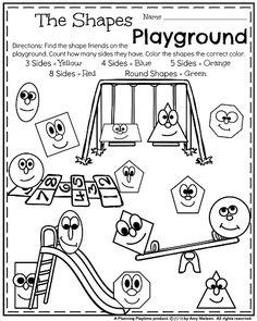 Fall Activities for Kindergarten Math and Literacy No Prep