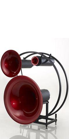 TRIO CLASSICO Hornlautsprecher Design - Avantgarde Acoustic™ Hornlautsprecher GMBH