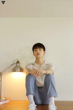 Seventeen- Al1 4th mini album photoshoot Dino