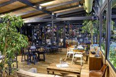 Παιδότοποι με καφέ στην Αθήνα Conference Room, Table, Kids, Furniture, Home Decor, Young Children, Boys, Decoration Home, Room Decor