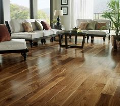 2012 Homes - traditional - wood flooring - other metro - Ashawa Bay Hardwood Floors