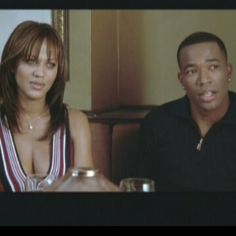 """Nicole Ari Parker with Keith Tisdell in the movie """"Brown Sugar"""" October 2002 Nicole Ari Parker, Bill Cosby, A Good Man, Good Movies, Beautiful People, Brown Sugar, October, Cinema, Google Search"""