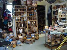 millinery studio