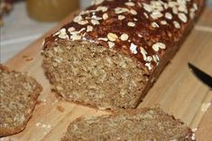 Irish bread with yogurt and oatmeal (without yeast - . Pain irlandais au yaourt et flocons d'avoine (sans levure - Irish bread with yoghurt and oatmeal (without yeast - Gluten Free Pizza, Lactose Free, Vegan Breakfast, Breakfast Recipes, Irish Bread, Chez Vanda, Pizza Recipes, Vegan Recipes, Cake Factory