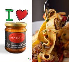The original Tuscan ragu pasta sauce!