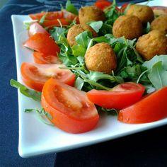 Falafels recette orientale végétarienne