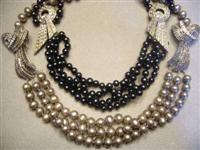 Vintage jewelry. Yes.
