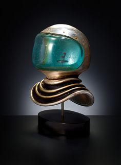 Elysium - Blown Glass Art & Multi-Media Sculpture - Rik Allen