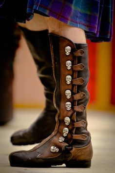 Boots by Son of Sandlar - Nine Button Boot