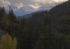 sea to sky mountains by KPEP, via Flickr Squamish