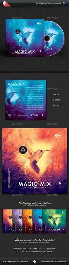 Future Trap Music Mixtape Album Cover Template Trap music - cover template