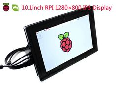 Big sale US $98.99  10.1inch HDMI LCD (B) (with case) 1280*800 IPS Capacitive Touch Screen for Raspberry Pi, Banana Pi, BB Black, Windows 10/8.1/8/7  #inch #HDMI #case #Capacitive #Touch #Screen #Raspberry #Banana #Black #Windows  #CyberMonday
