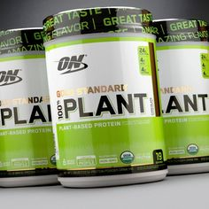 Creators of Gold Standard Whey (The Worlds Best Selling Whey Protein Powder), and other Sports Nutrition Products. Best Protein Supplement, Protein Mix, Protein Supplements, Plant Based Protein, High Protein Recipes, Protein Foods, Nutritional Supplements, Optimum Nutrition Gold Standard, Nutrition Education