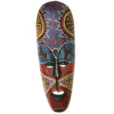 Image detail for -Fair Trade Aboriginal Mask » £9.99 - Fair Trade Product