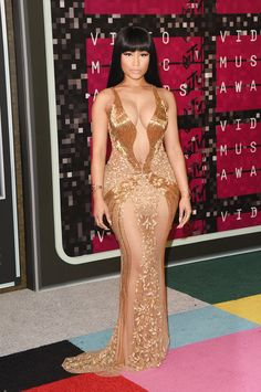 See Every Look from the 2015 VMAs Red Carpet  - MarieClaire.com