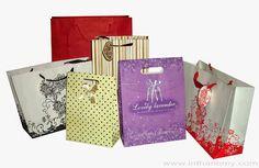 In túi giấy ép kim Các sản phẩm in túi giấy thông thường có những mẫu thiết kế đẹp trên thị trường kinh doanh được in ấn theo yêu cầu của các công ty có chất lượng khá tốt , và bên cạnh đó thì có một loại túi giấy được in ấn sắc sảo thể hiện sự sang trọng và chuyên nghiệp hơn đó chính là túi giấy ép kim. http://www.inthanhmy.com/2015/05/in-tui-giay-ep-kim.html