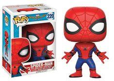 Spider-Man Homecoming POP! Marvel Vinyl Figure Spider-Man 9 cm