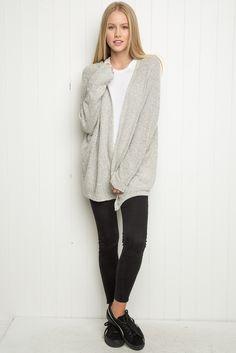 £44 - Brandy ♥ Melville | Caroline Cardigan - Cardigans - Sweaters - Clothing