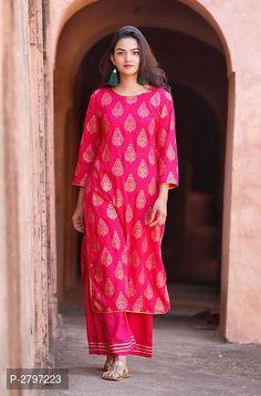 UK Stock Green Women Fashion Indian Short Kurti Tunique Kurta Top Robe chemise 27 C