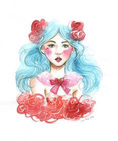 Sweet Valentine by Sara Miau
