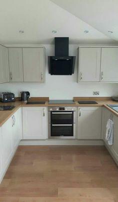b q westleigh ivory style shaker kitchen кухня pinterest