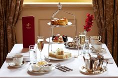 Afternoon Tea at The Hotel Windsor Melbourne - High Tea Society Windsor Hotel, Tea Etiquette, Best Afternoon Tea, Tea Places, Cream Tea, Food Displays, Dessert Buffet, Appetisers, At The Hotel