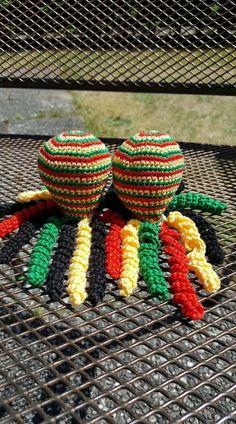 Deze inktvisjes zijn gemaakt door Wilma Bakker