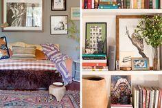 Detalhes aconchegantes na decoração. Veja mais: http://www.casadevalentina.com.br/blog/materia/cheia-de-aconchego.html  #decor #decoracao #interior #design #home #color #cor #cozy #charm #charme #aconchego #details #detalhes #bedroom #quarto #casadevalentina