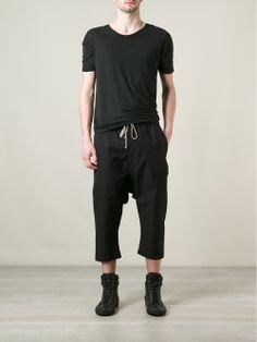 Rick Owens | Drop Crotch Trouser.