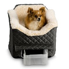 Snoozer Lookout II Pet Car Seat - Small - 80010