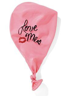 love me balloon
