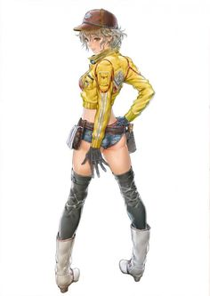 Safebooru is a anime and manga picture search engine, images are being updated hourly. Final Fantasy Iv, Artwork Final Fantasy, Final Fantasy Tattoo, Final Fantasy Collection, Final Fantasy Characters, High Fantasy, Fantasy Series, Female Characters, Cindy Aurum