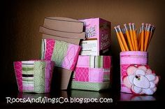 Teacher Appreciation gifts - perfect for end of year
