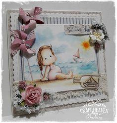 Craft Heaven Shop: Challenge #20 - Summertime..