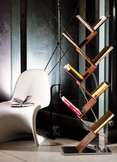 ~ Kaktus Bookshelf #contemporary #furniture #design