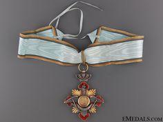 Order of Carol I – Commanders Neck Cross | eMedals