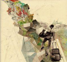 Stylish Artworks by Dmitry Ligay