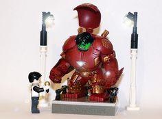 Iron Man: hulkbuster