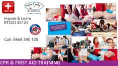 Inspired Learning, Education And Training, First Aid, Online Courses, First Aid Kid