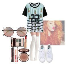 """Lox"" by sarethoran ❤ liked on Polyvore"