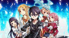 Enrique Lopez (@enriquevisions) | Twitter #Anime Sword Art Online Anime #SwordArtOnline SAO #SAO