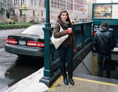 Subway Stop | by Barnard College