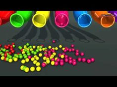 Learn Colors With Colored Toddlers Babies and Colored Balls drop https://youtu.be/khuiHlEW3x8