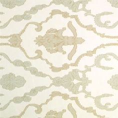 Vezere - linen voile by Designers Guild Voile Curtains, Guilin, Designers Guild, Fabric Wallpaper, Fabric Design, Arts And Crafts, Victorian, Embroidery, Contemporary