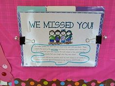 """Clever use of clips. Not the """"we missed you"""" folder."""