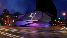 The Museum of Performance and Design I Mark Dziewulski   architektT