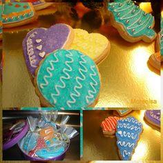 Receta de la glasa para decorar galletas