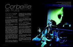 Raise Magazine Issue #5  CORBEILLE DE FRUITS