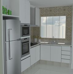 There is no question that designing a new kitchen layout for a large kitchen is much easier than for a small kitchen. A large kitchen provides a designer with adequate space to incorporate many convenient kitchen accessories such as wall ovens, raised. Kitchen Cupboard Designs, Kitchen Room Design, Kitchen Sets, Kitchen Cupboards, Kitchen Layout, Home Decor Kitchen, Interior Design Kitchen, Home Kitchens, Küchen Design