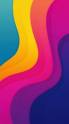 Dark Red Wallpaper, Lit Wallpaper, Apple Wallpaper, Colorful Wallpaper, Mobile Wallpaper, Wallpaper Backgrounds, Rainbow Wallpaper, Retro Wallpaper, Wallpaper Iphone Neon